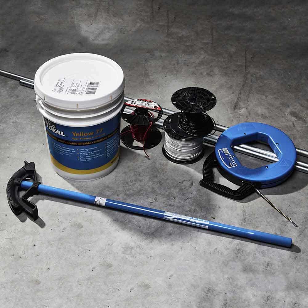Fishing, Bending & Lubricants